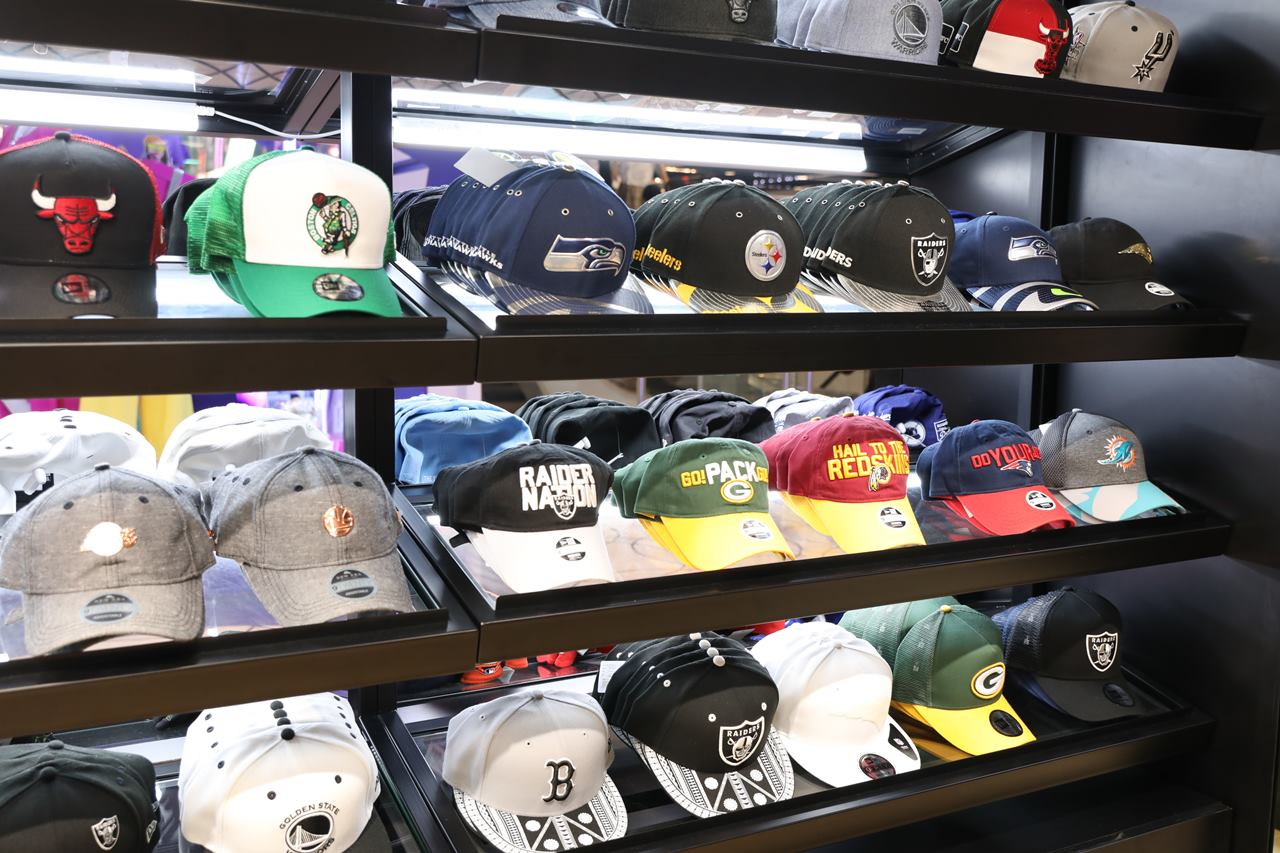 Recapping Siam Center's Beloved Cap Store